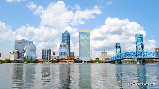 Downtown Jacksonville, Florida